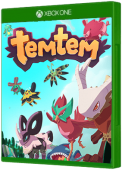 Temtem Xbox One Cover Art