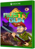 Rusty Gun Xbox One Cover Art