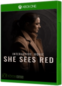 She Sees Red Xbox One Cover Art