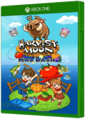 Harvest Moon: Mad Dash Xbox One Cover Art