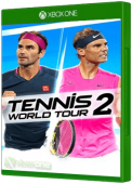 Tennis World Tour 2 video game, Xbox One, xone