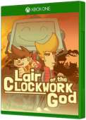 Lair of the Clockwork God Xbox One Cover Art