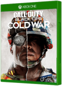 Call of Duty: Black Ops Cold War video game, Xbox One, xone