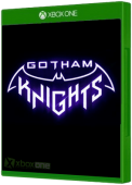 Gotham Knights Xbox One Cover Art