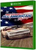 Tony Stewart's All-American Racing Xbox One Cover Art