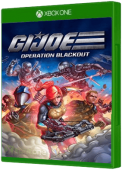 G.I. Joe: Operation Blackout Xbox One Cover Art