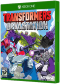 Transformers: Devastation Xbox One Cover Art