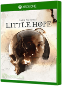 The Dark Pictures: Little Hope Xbox One Cover Art