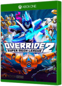 Override 2: Super Mech League Xbox One Cover Art