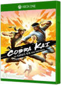 Cobra Kai: The Karate Kid Saga Continues Xbox One Cover Art