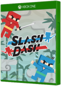 SlashDash Xbox One Cover Art