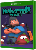 MonsterBlast Xbox One Cover Art