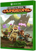 Minecraft Dungeons: Jungle Awakens Xbox One Cover Art