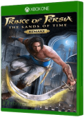 Prince of Persia: The Sands of Time Remake video game, Xbox One, Xbox Series X|S