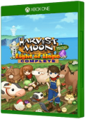 Harvest Moon: Light of Hope Special Edition Complete Xbox One Cover Art