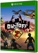 Dustoff Z Xbox One Cover Art