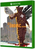 This is the Zodiac Speaking Xbox One Cover Art