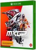 MXGP 2020 Xbox One Cover Art