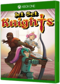 Jet Set Knights Xbox One Cover Art