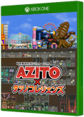 Azito x Tatsunoko Legends Xbox One Cover Art