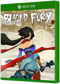 Bladed Fury Xbox One Cover Art