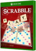 Scrabble Xbox One Cover Art