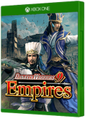 Dynasty Warriors 9 Empires Xbox One Cover Art