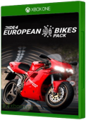 RIDE 4 - European Bikes Pack Xbox One Cover Art