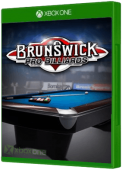 Brunswick Pro Billiards Xbox One Cover Art