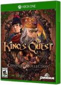King's Quest Xbox One Cover Art