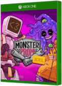 Monster Prom: XXL Xbox One Cover Art