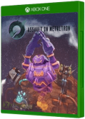 Assault on Metaltron Xbox One Cover Art