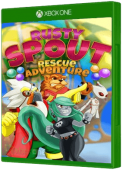 Rusty Spout Rescue Adventure Xbox One Cover Art