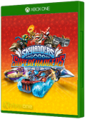 Skylanders: SuperChargers Xbox One Cover Art