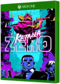 Katana Zero Xbox One Cover Art