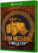 Farm Mechanic Simulator Xbox One Cover Art