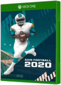 Axis Football 2020 Xbox One Cover Art