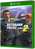 Autobahn Police Simulator 2 Xbox One Cover Art