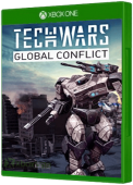 Techwars Global Conflict Xbox One Cover Art