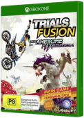 Trials Fusion: The Awesome Max Edition Xbox One Cover Art