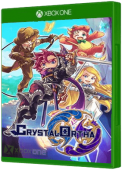 Crystal Ortha Xbox One Cover Art