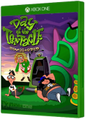 Day of the Tentacle Xbox One Cover Art