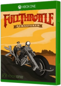 Full Throttle Remastered Xbox One Cover Art
