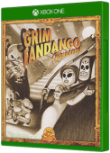 Grim Fandango Remastered Xbox One Cover Art