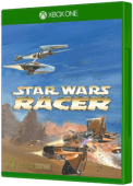 STAR WARS Episode I Racer Xbox One Cover Art