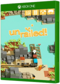 Unrailed! Xbox One Cover Art