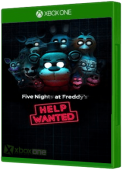 Five Nights at Freddy's: Help Wanted Xbox One Cover Art