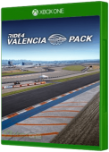 RIDE 4 - Valencia Pack Xbox One Cover Art