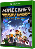 Minecraft: Story Mode Xbox One Cover Art