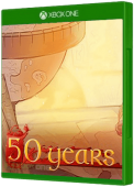 50 Years Xbox One Cover Art